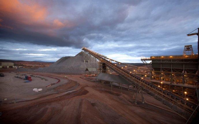 Cамые большие в мире шахты по добыче золота • НОВОСТИ В ФОТОГРАФИЯХ