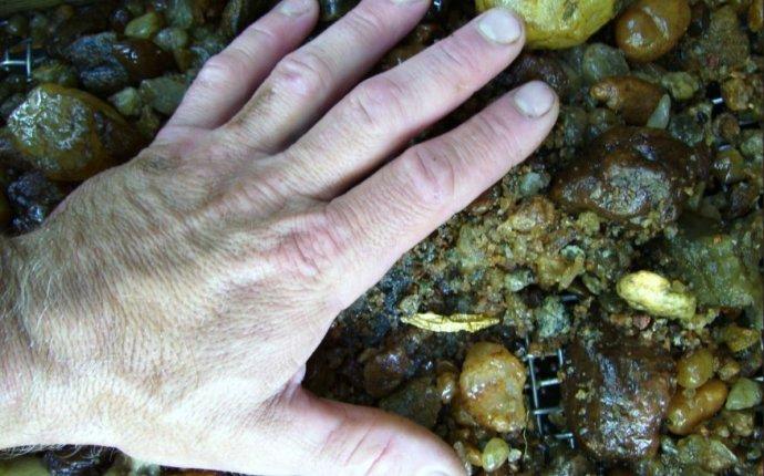 Добыча золота кустарным способом (с видео)