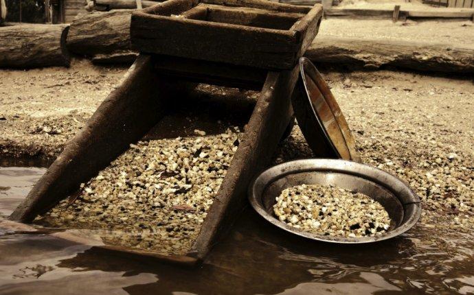 Добыча золота: способы, как извлечь металл в речке зимой, из песка
