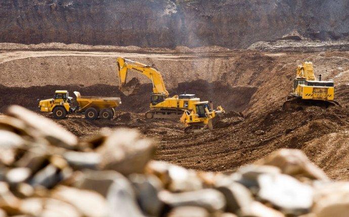 Добыча золота в России: Формирование месторождений золота в России