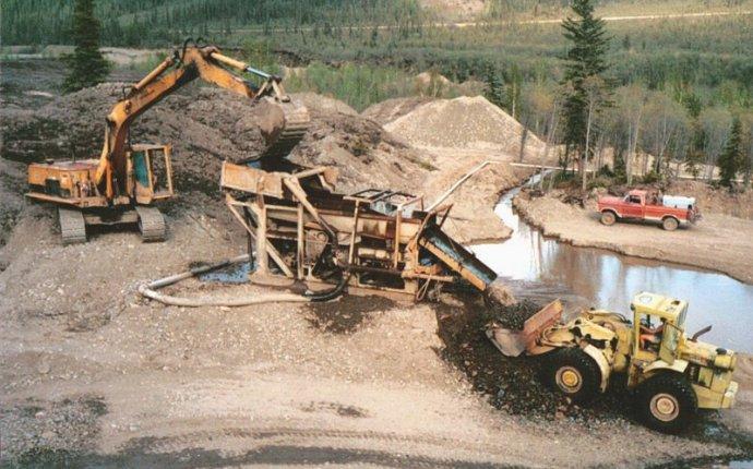 Два участка по добыче золота выставлены на торги в НСО