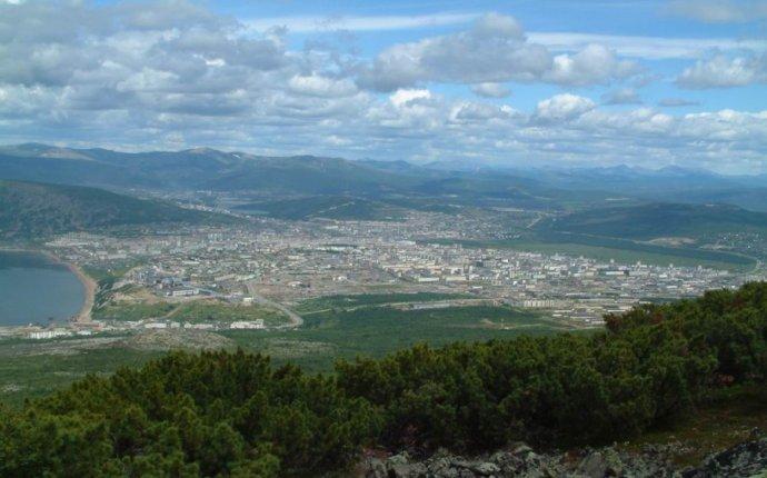 Город Магадан: климат, экология, районы, экономика, криминал и