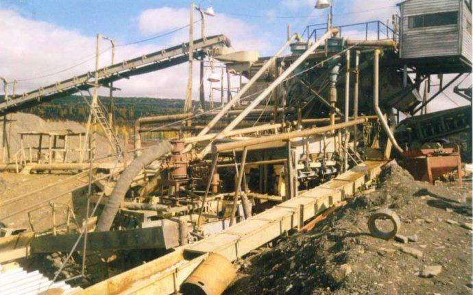 Месторождения золота в России и крупнейшие россыпные в мире