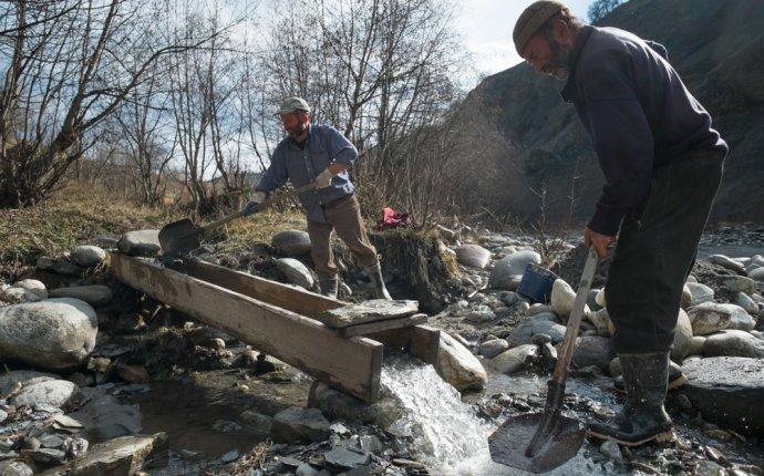 Реку с россыпью золота нашли в Новосибирской области