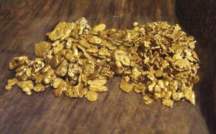 Россыпная золотодобыча / Золотодобыча - Добыча золота
