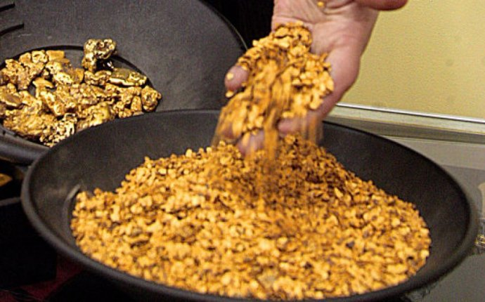 Золото Камчатки» в I квартале увеличило добычу золота на 186